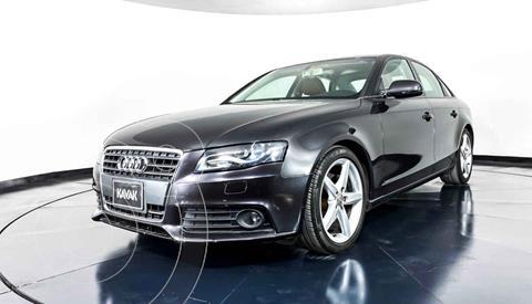 Audi A4 1.8L T Luxury Multitronic usado (2011) color Negro precio $187,999