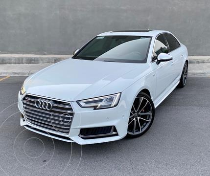Audi A4 3.0L TFSI Sport S-Tronic Quattro  usado (2018) color Blanco precio $760,000
