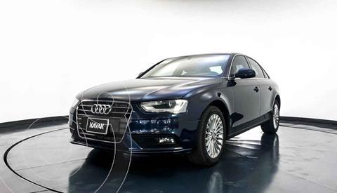 Audi A4 2.0L T Luxury usado (2013) color Cafe precio $242,999