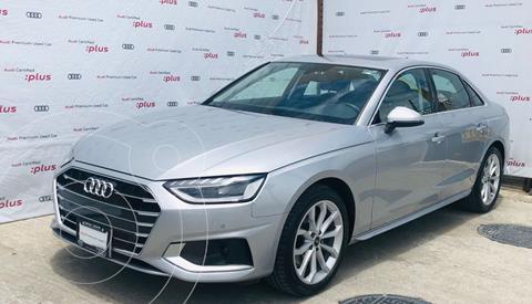 Audi A4 2.0 T Select (190hp) usado (2021) color Plata Dorado precio $749,000