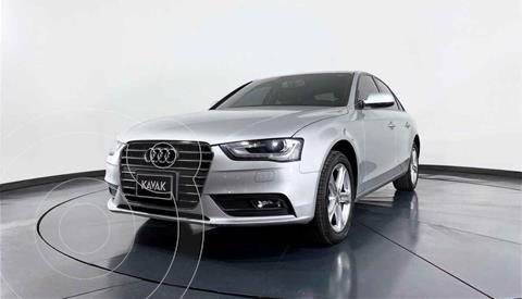 Audi A4 1.8L T Trendy Multitronic usado (2013) color Plata precio $234,999