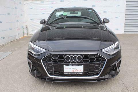 Audi A4 2.0 T S Line Quattro (252hp) usado (2021) color Negro precio $947,000