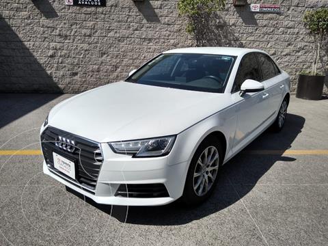 Audi A4 2.0 T Dynamic (190hp) usado (2017) color Blanco precio $355,000