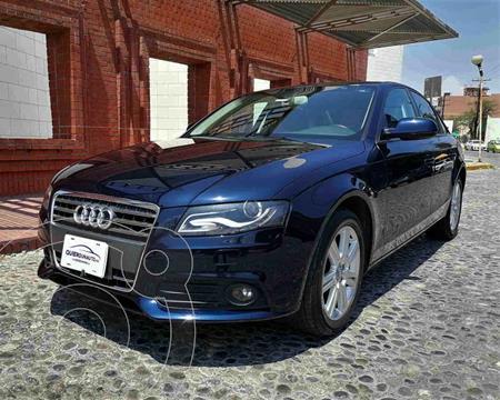 Audi A4 1.8L T Luxury Multitronic usado (2011) color Azul precio $205,000