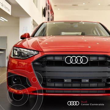 Audi A4 40 TFSI Dynamic nuevo color Rojo Tango precio $714,387