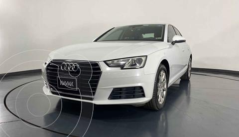 Audi A4 2.0 T Dynamic (190hp) usado (2017) color Blanco precio $347,999