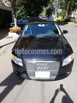 Audi A4 2.0L T Elite Multitronic (200hp)  usado (2007) color Negro precio $97,000
