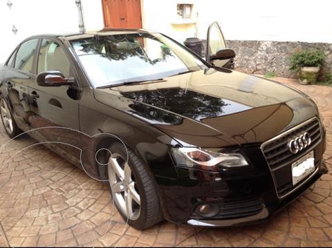 Audi A4 1.8L T Luxury Multitronic usado (2011) color Negro precio $190,000