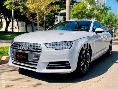 Audi A4 2.0 T FSI S-tronic usado (2017) color Blanco precio $25,999