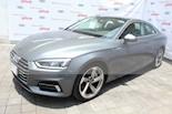 Foto venta Auto usado Audi A5 2.0T Elite (252Hp) (2018) color Gris precio $640,000