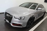 Foto venta Auto usado Audi A5 2.0T S-Line Multitronic (225Hp) (2015) color Gris precio $415,000