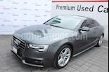 Foto venta Auto usado Audi A5 2.0T S-Line Quattro (211Hp) color Gris precio $440,000