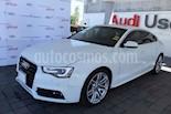 Foto venta Auto usado Audi A5 2.0T S-Line Quattro (211Hp) (2016) color Blanco precio $480,000