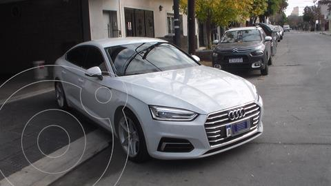 Audi A5 2.0 T FSI Sportback usado (2017) color Blanco precio u$s44.900