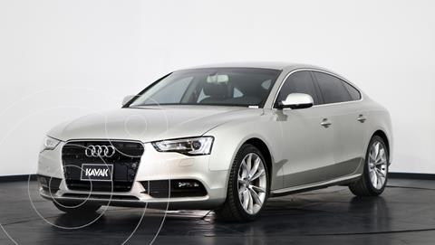 Audi A5 2.0 T FSI Multitronic usado (2013) color Gris Plata  precio $3.590.000