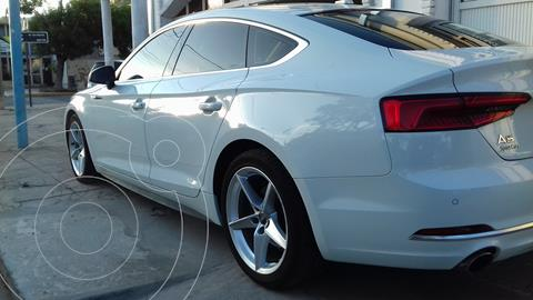 Audi A5 2.0 T FSI usado (2018) color Blanco Glaciar precio $6.500.000