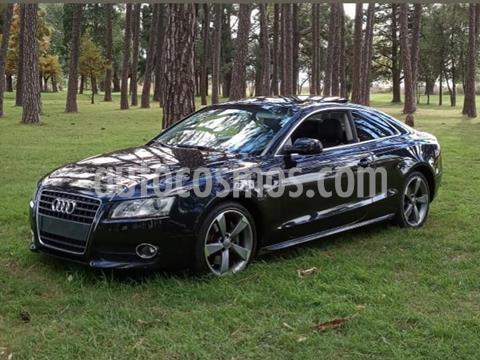 Audi A5 2.0 T FSI usado (2010) color Negro precio $2.270.000
