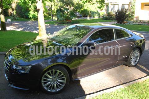 Audi A5 2.0 T FSI Multitronic usado (2013) color Gris precio u$s18.000