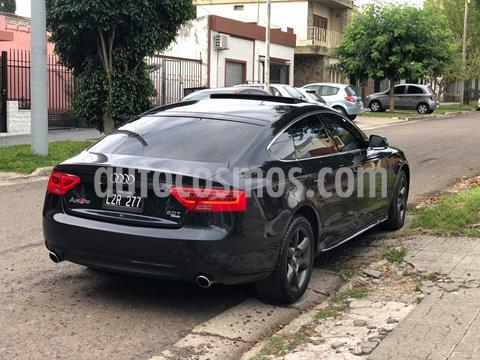 Audi A5 2.0 T FSI S-tronic Sportback Quattro usado (2012) color Negro precio u$s19.000
