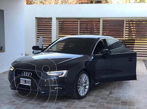 Audi A5 Sportback 3.0 T FSI Quattro S-tronic usado (2013) color Negro precio u$s25.000