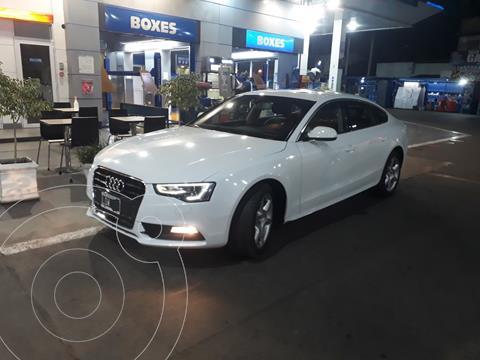 Audi A5 2.0 T FSI S-Tronic Quattro  usado (2012) color Blanco Glaciar precio u$s21.000