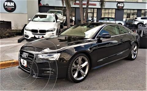 Audi A5 Coupe 2.0 TFSI (211cv) Multitronic usado (2012) color Negro precio u$s22.000