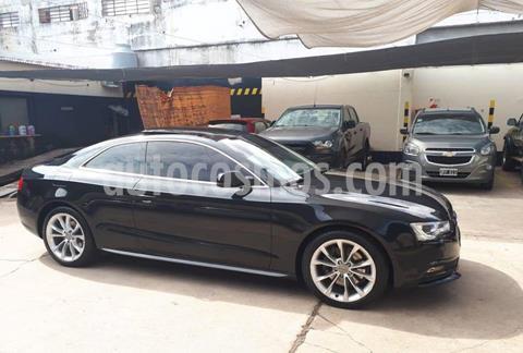 Audi A5 2.0 T FSI S-tronic Coupe usado (2014) color Negro precio u$s21.900