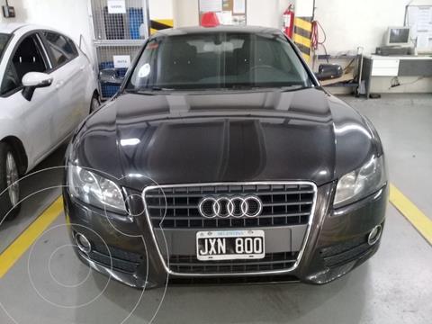 Audi A5 2.0 T FSI Sportback usado (2011) color Negro precio u$s13.900