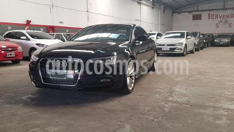 Audi A5 2.0 T FSI S-tronic Coupe Quattro usado (2013) color Negro precio u$s23.900
