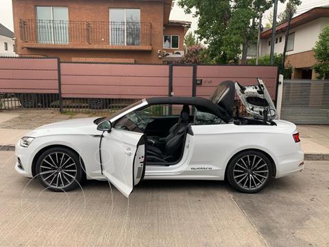 Audi A5 2.0L TFSI Sportback Quattro usado (2018) color Blanco precio $34.500.000