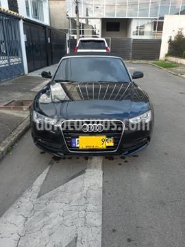 Audi A5 1.8T FSI Multitronic usado (2013) color Negro precio $85.000.000