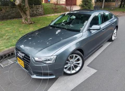 Audi A5 1.8L TFSI Sportback Multitronic usado (2015) color Gris precio $71.900.000
