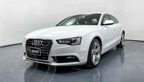 Audi A5 Sportback 2.0T Luxury Multitronic usado (2014) color Blanco precio $339,999