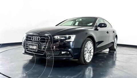 Audi A5 Sportback 1.8T Luxury Multitronic usado (2014) color Blanco precio $312,999