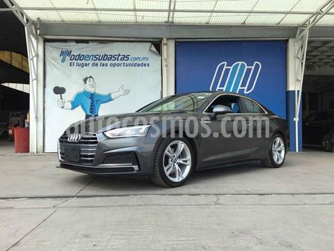 Audi A5 Cabriolet 2.0T usado (2019) color Gris precio $378,000