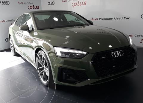 Audi A5 Coupe 45 TFSI S-Line quattro nuevo color Verde precio $1,039,900