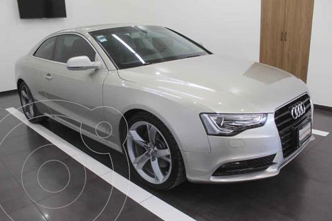 Audi A5 2.0T Luxury Multitronic usado (2014) color Dorado precio $349,000