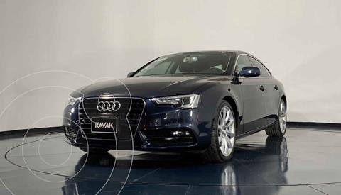 Audi A5 2.0T Luxury Multitronic (211Hp) usado (2016) color Cafe precio $462,999