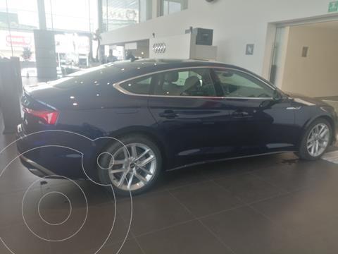Audi A5 Coupe 40 TFSI S-Line nuevo color Azul Metalizado financiado en mensualidades(enganche $179,980)