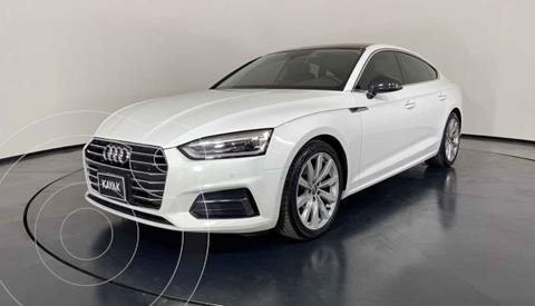 Audi A5 Sportback 2.0T Select (190Hp) usado (2019) color Blanco precio $564,999