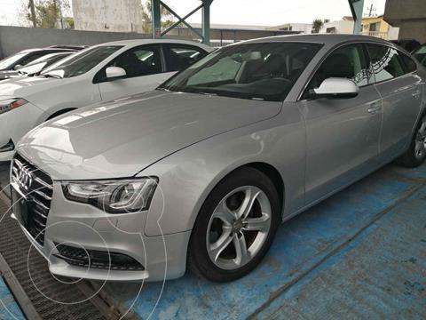 Audi A5 Sportback 1.8T Luxury Multitronic usado (2014) color Plata precio $297,000