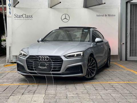 Audi A5 Sportback 2.0T S-Line (252Hp) usado (2018) color Gris precio $630,000