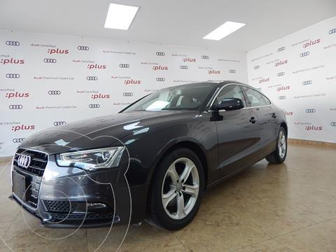 Audi A5 Sportback 1.8T Luxury Multitronic usado (2016) color Gris precio $367,000