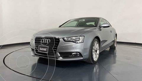 Audi A5 2.0T Trendy Plus Multitronic (225Hp) usado (2015) color Plata precio $329,999
