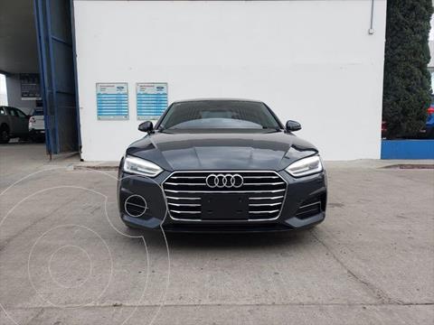 Audi A5 2.0T Select (190Hp) usado (2018) color Gris Oscuro precio $450,000