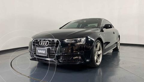 Audi A5 2.0T S Line Quattro usado (2015) color Negro precio $344,999