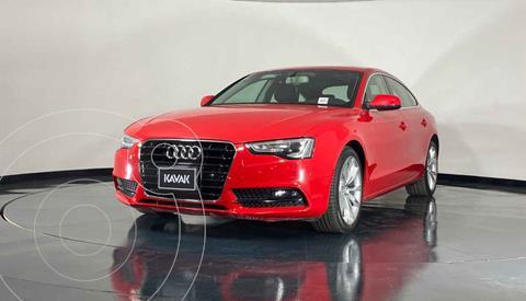 Audi A5 2.0T Luxury Multitronic (211Hp) usado (2016) color Rojo precio $486,999