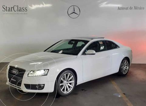 Audi A5 Coupe 45 TFSI S-Line quattro usado (2011) color Blanco precio $229,000