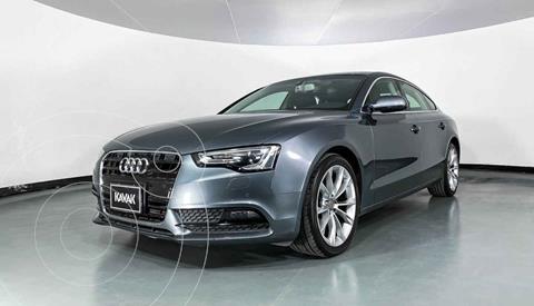 Audi A5 Sportback 2.0T Luxury Multitronic usado (2014) color Gris precio $337,999