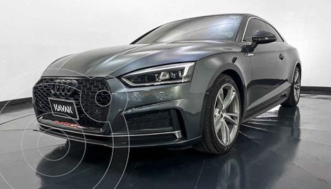 Audi A5 Sportback 2.0T S-Line (190Hp) usado (2018) color Gris precio $517,999